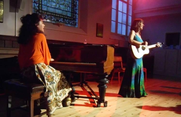 Judith & Polina in concert